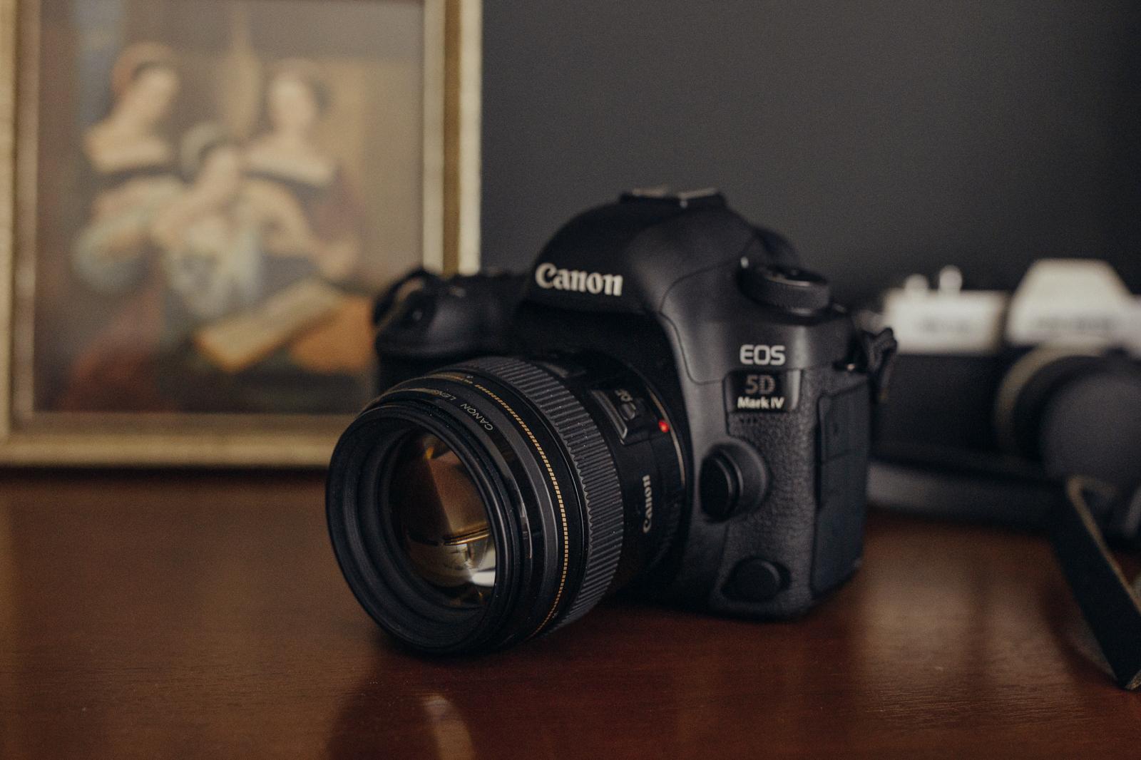 Canon EOS 5D Kamera